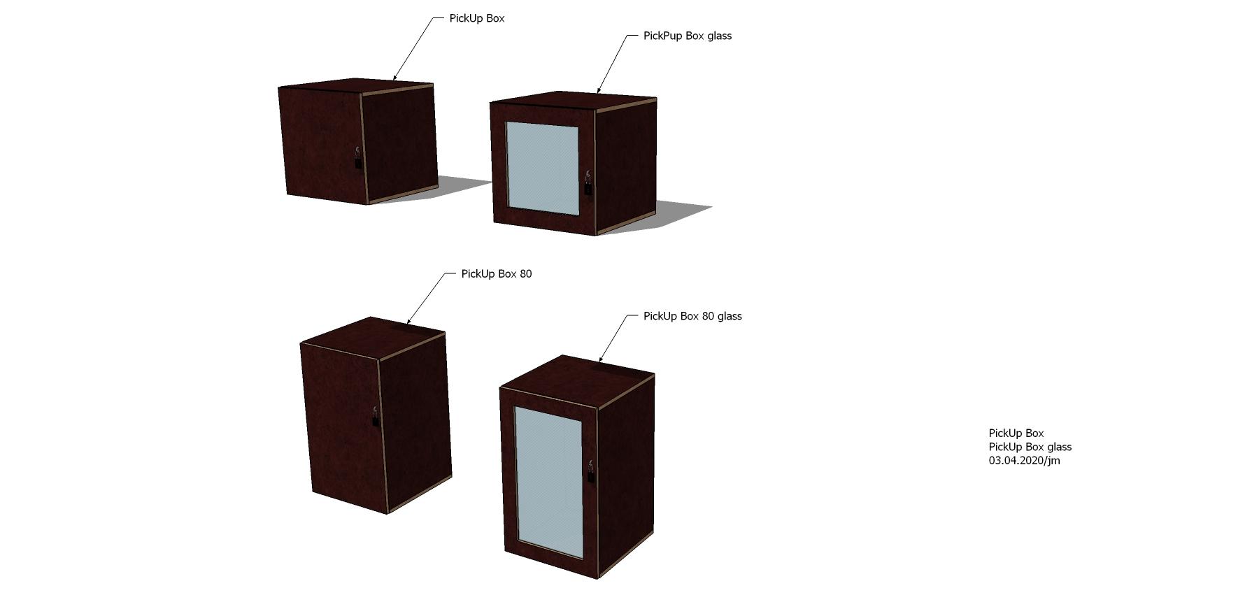 PickUp-Box